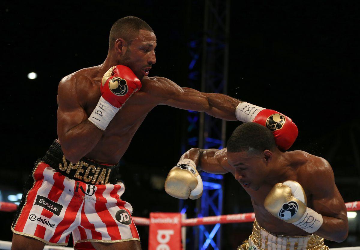 Boxing at Bramall Lane