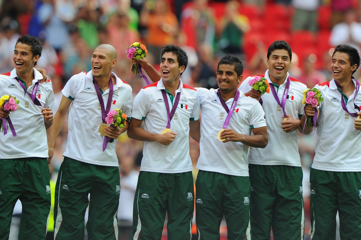 Mexico will begin their quest to defend their gold medal in Carson.