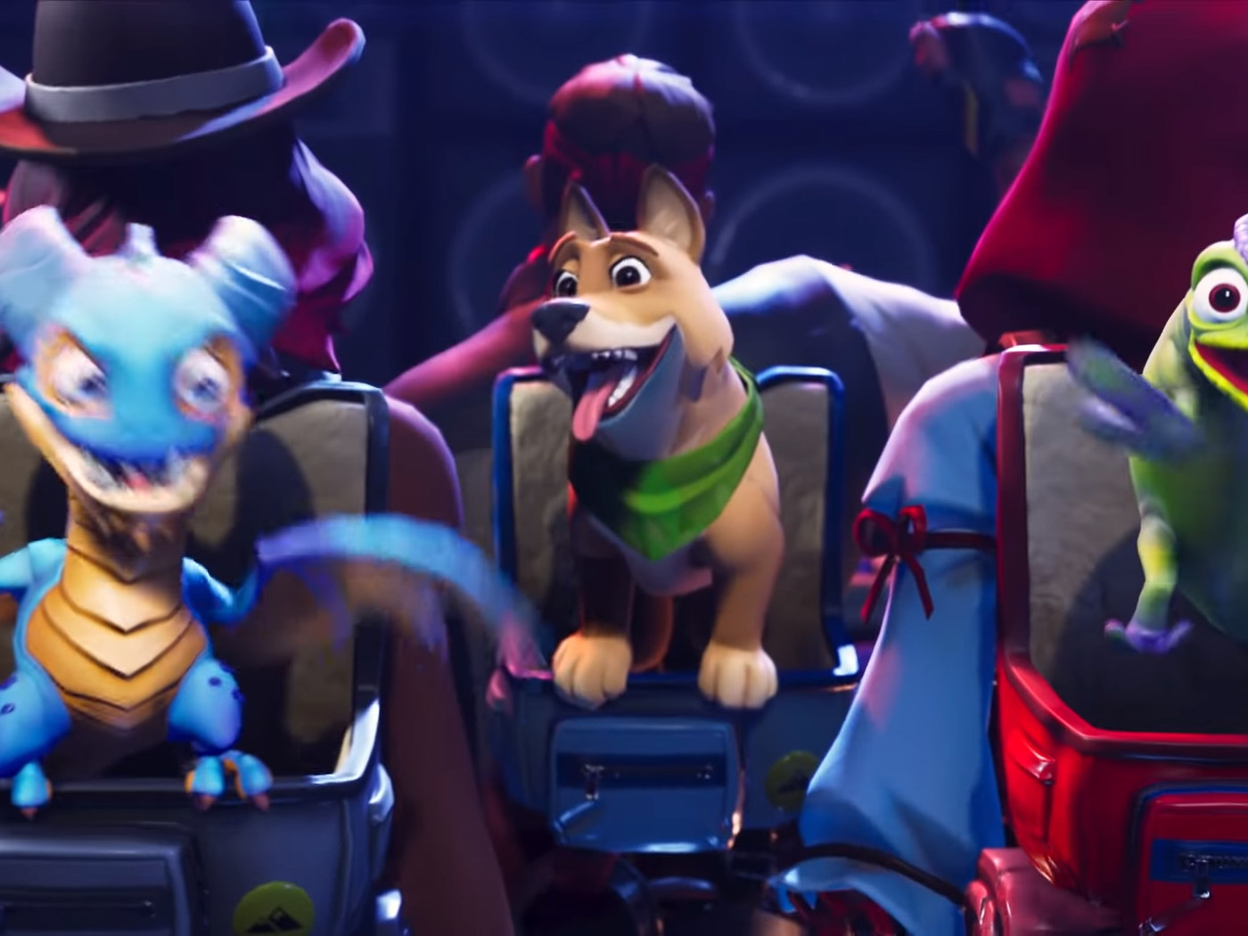 Here's everything that's in Fortnite's Season 6 Battle Pass