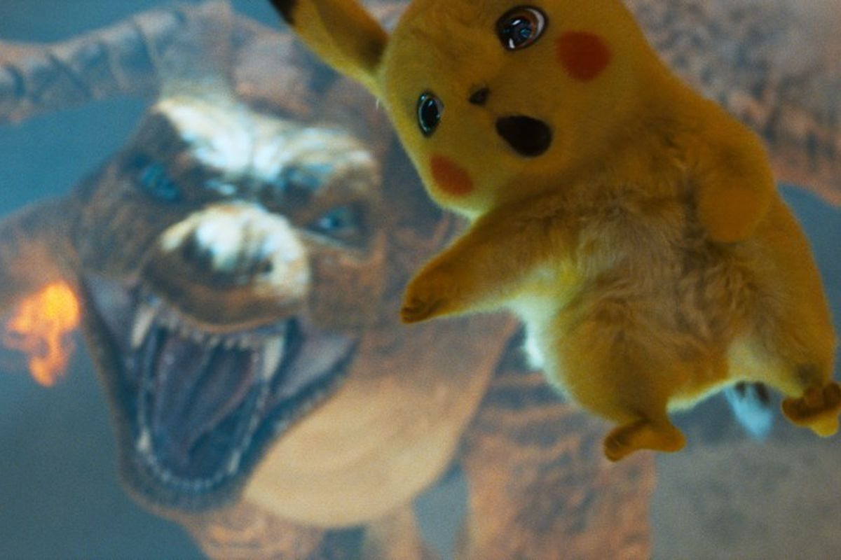 Detective Pikachu Director Weighs In On Sonic Live Action Backlash The Verge