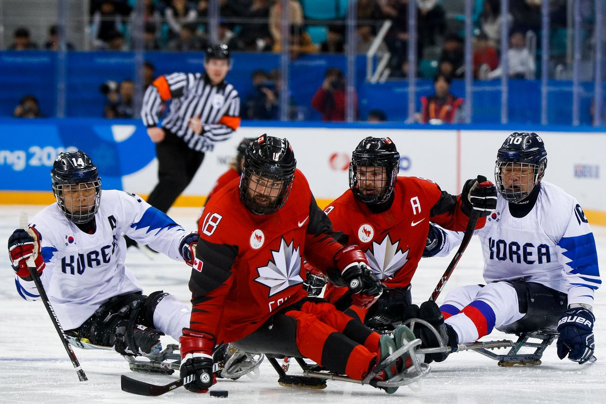 Canadian Paralympic Hockey Team Advances To Gold Medal Game Arctic
