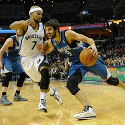 Sketchy defense proved to be the end of Bayless in Memphis.