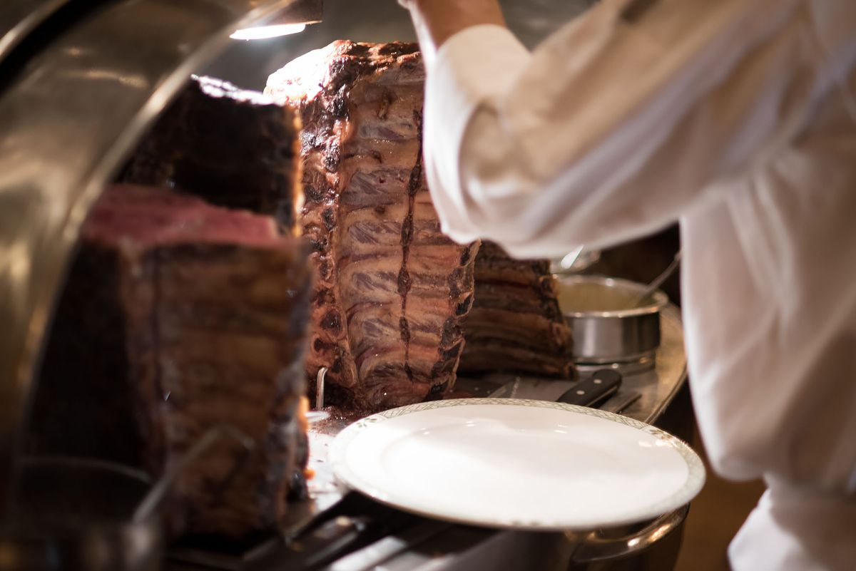 Lawry's Beef Bowl