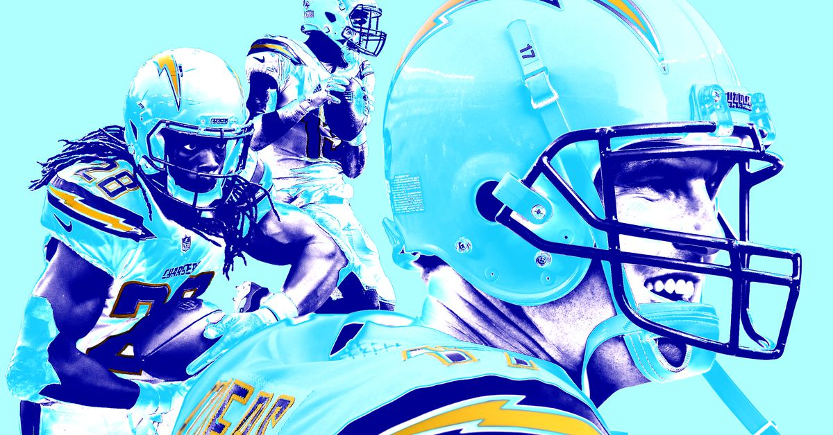 Philip Rivers's Quiet Career Year Is Making the Chargers ...