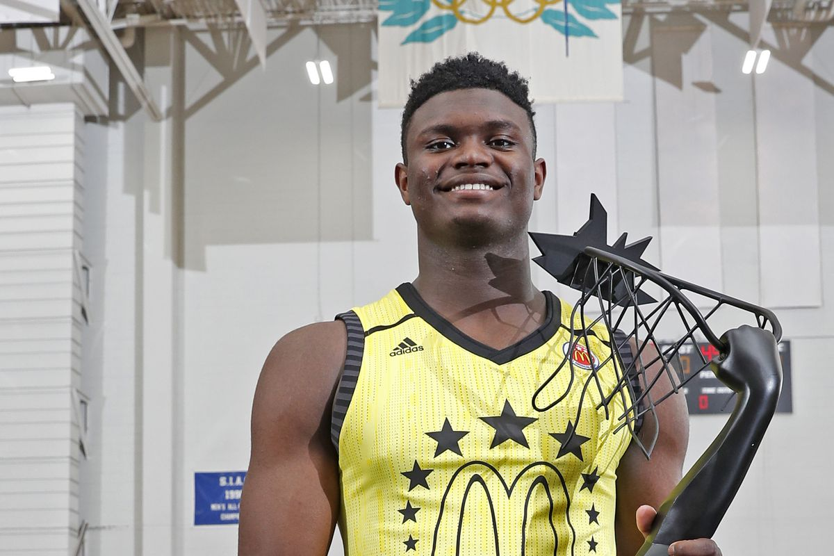 Zion Williamson Signs With Duke - Duke Basketball Report 65387f415