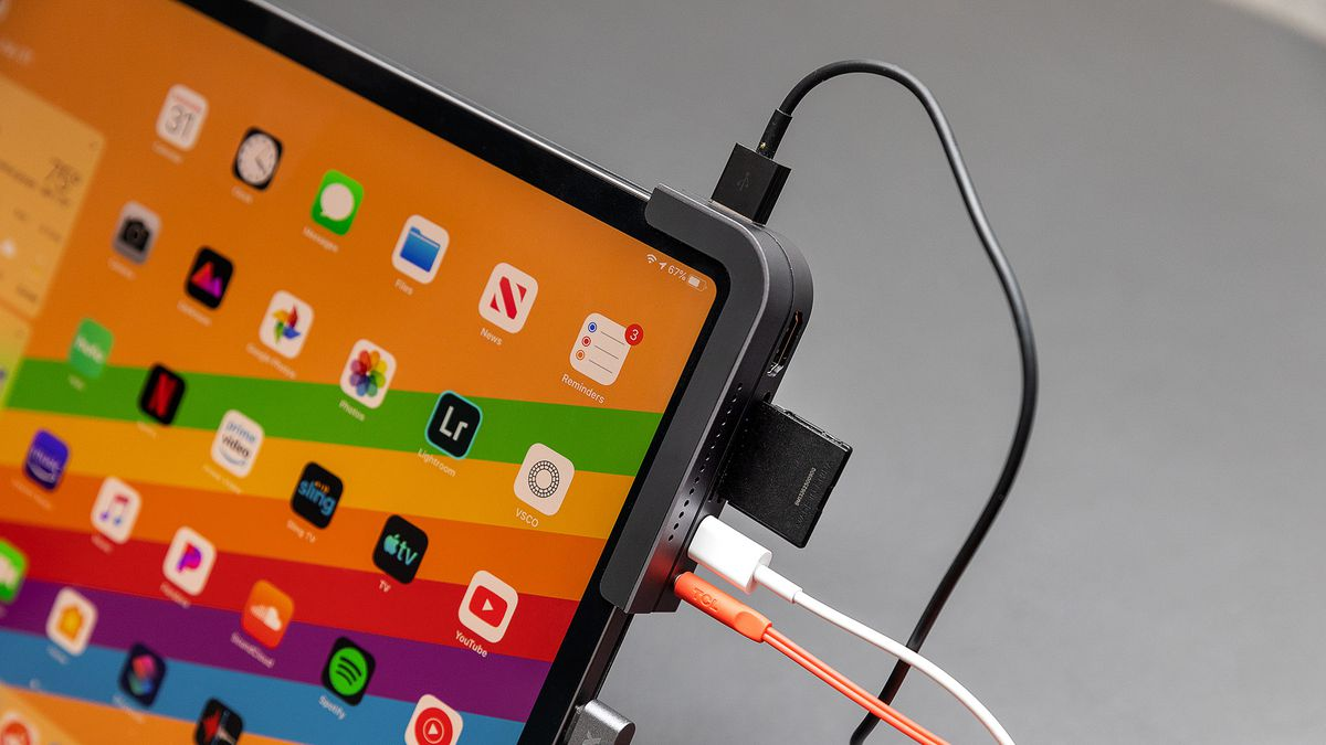 iPad Pro USB-C hubs: the best, worst, and weirdest options - The Verge
