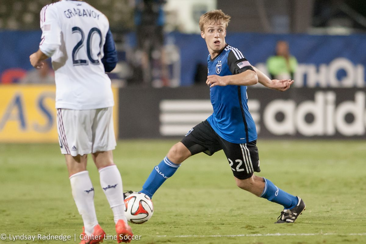 Tommy Thompson will miss the U20 USMNT to help the Earthquakes' playoff run.