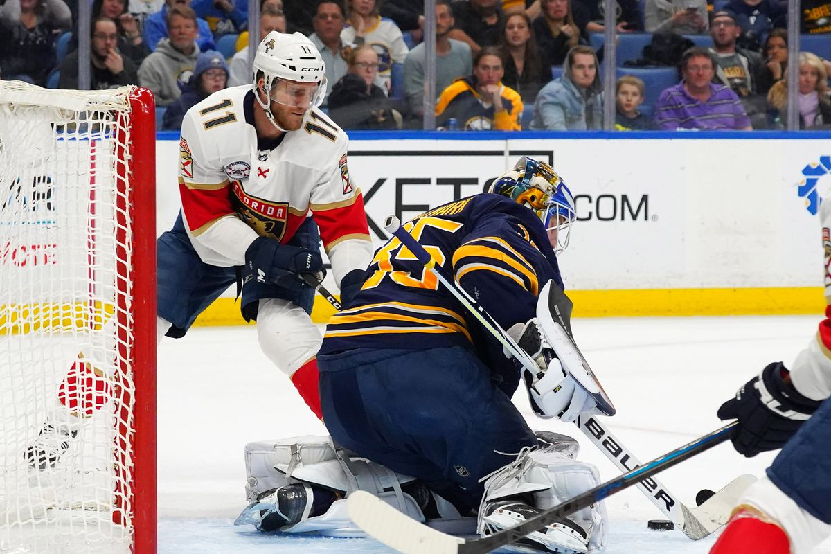 Preview: Sabres look for their third straight home victory when they host the Panthers