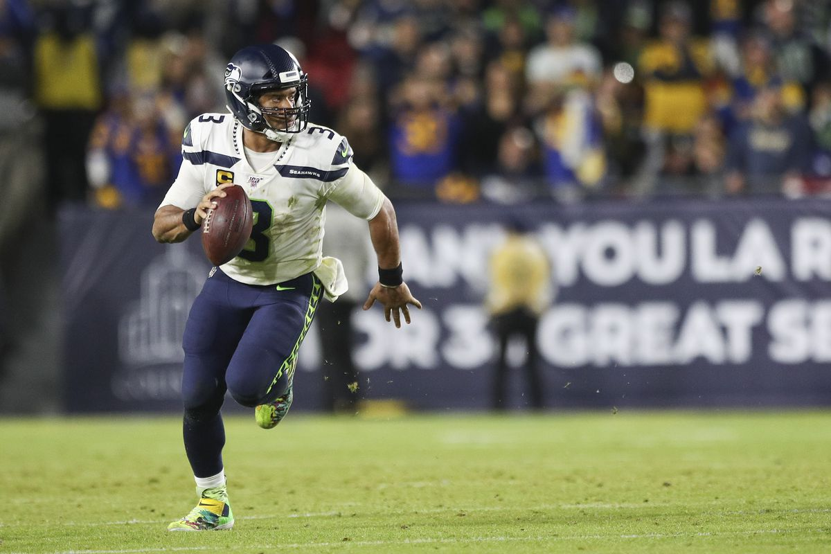 Neanderball: Seahawks can't survive a mediocre game by Russell Wilson