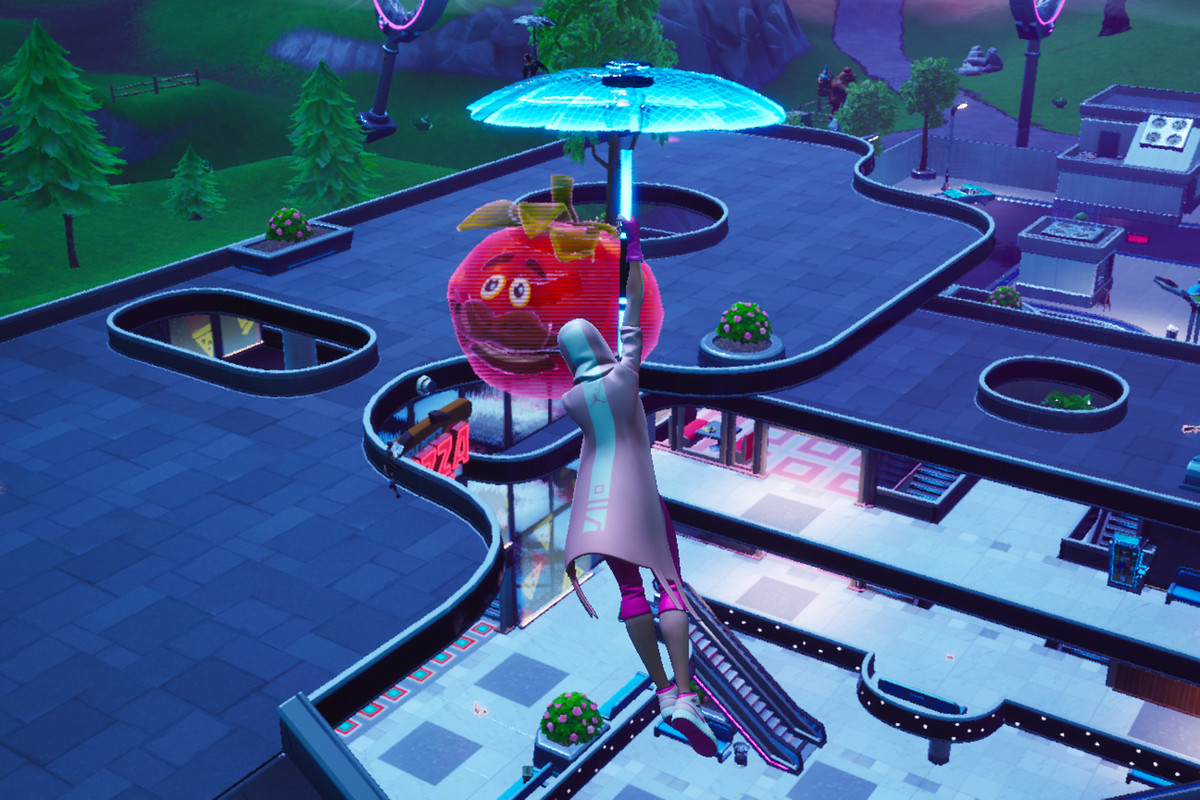 Find Fortnites Tomato Durr Burger And Giant Onion With