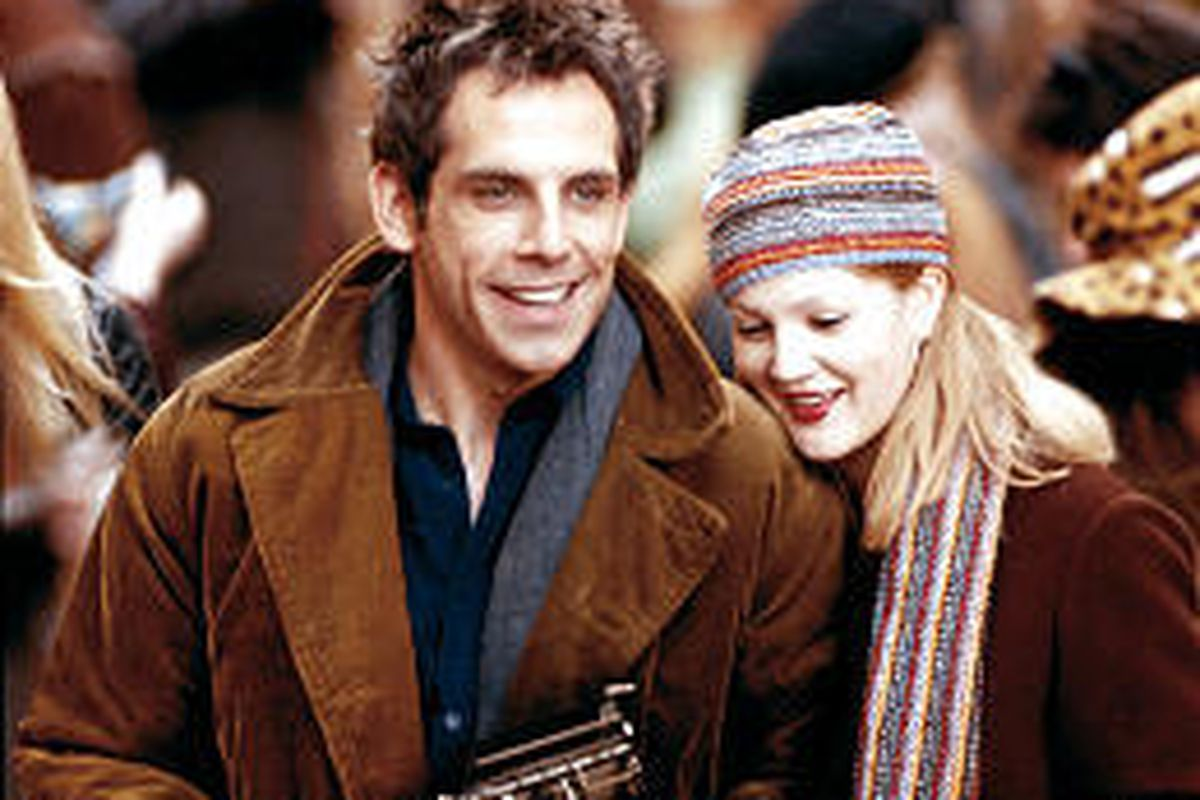"""Ben Stiller and Drew Barrymore play a married couple locked in a battle with their annoying neighbor in """"Duplex."""""""