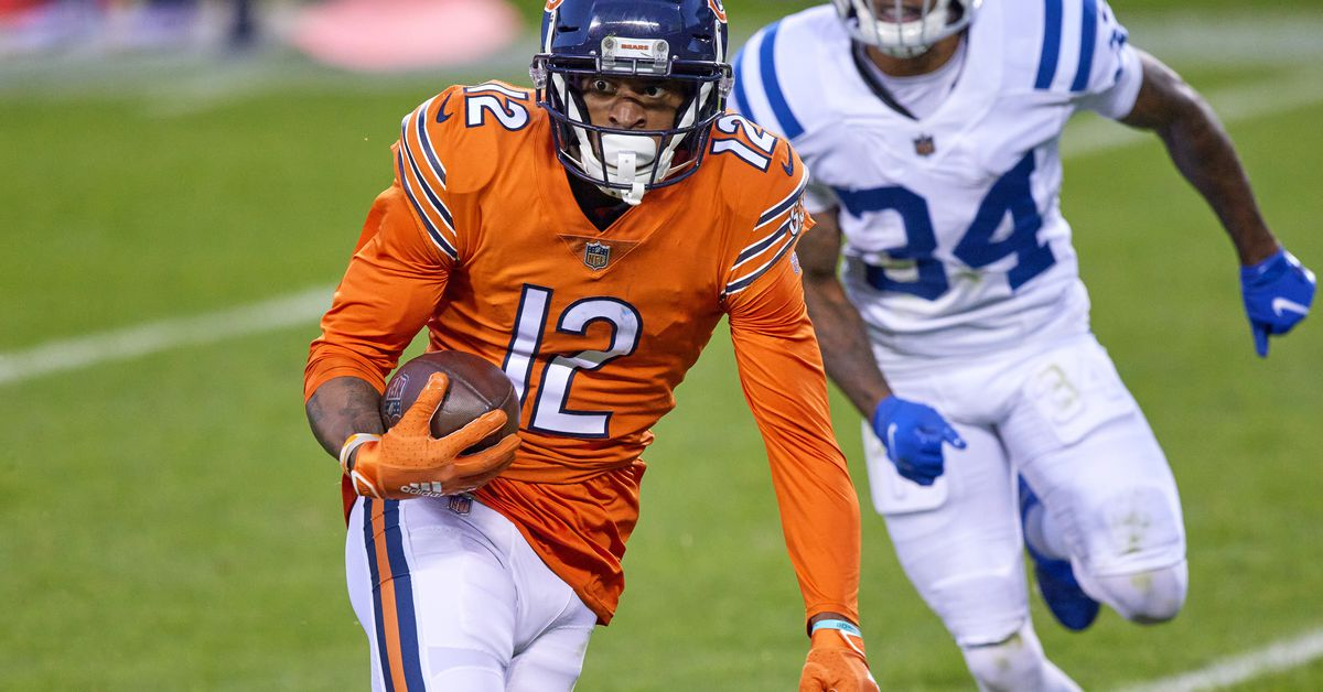 NFL.com Names Colts as AFC's 'Free Agent Fit' for Bears WR Allen Robinson - Stampede Blue