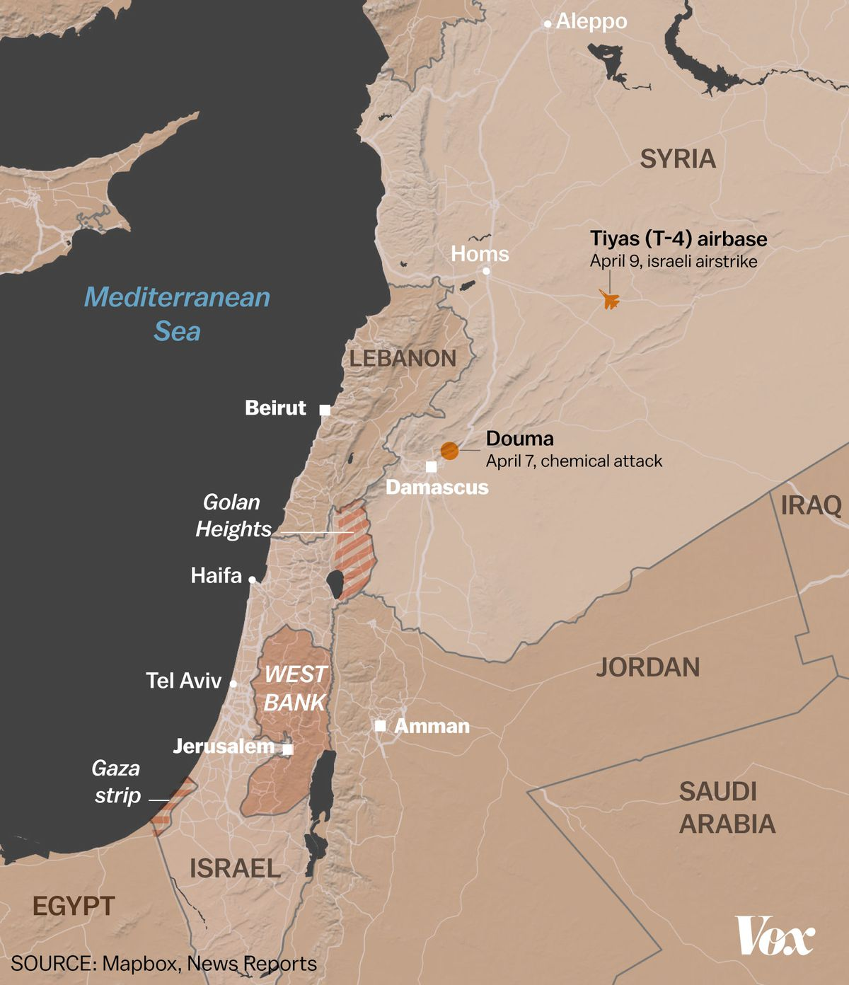 Syria could spark a full-on war between Israel and Iran - Vox