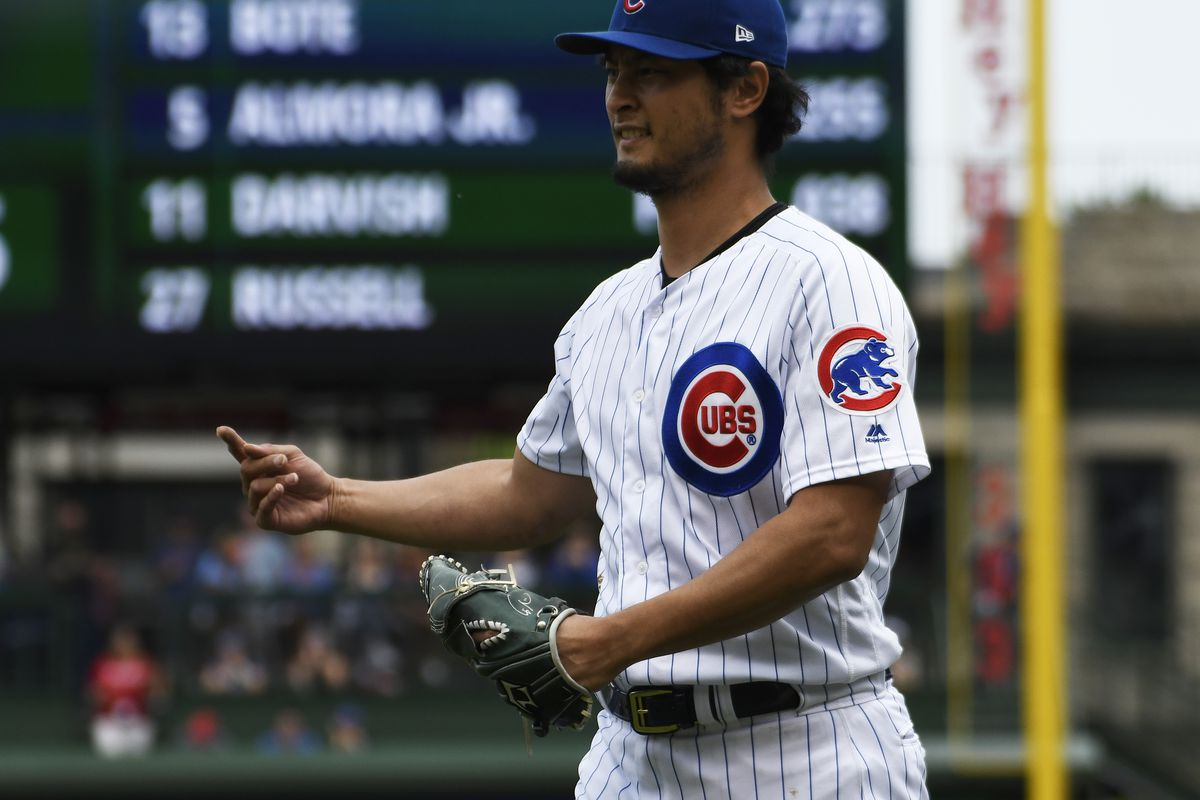 Cubs' Yu Darvish does it again — a 10th straight no-decision! — in 5-4 loss to Mets