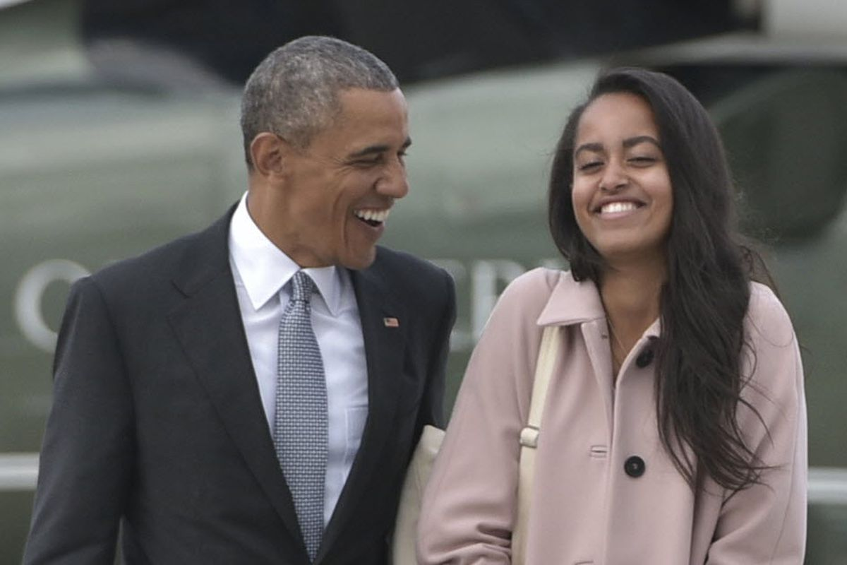 Malia Obama to attend Harvard, but first she'll take a gap