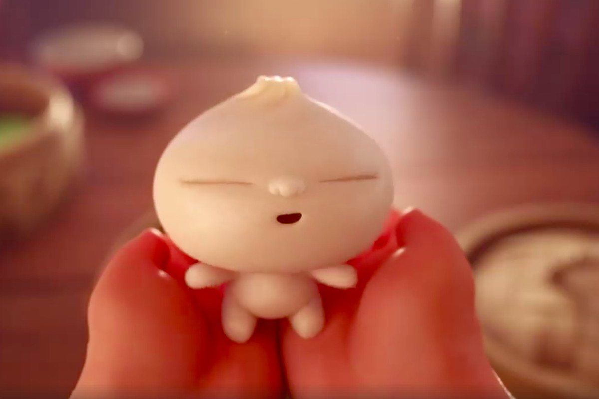 watch an adorable clip from 'bao,' pixar's upcoming short film - eater
