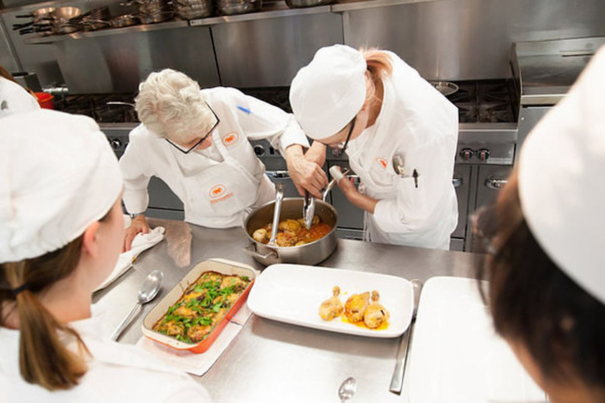 Three Charts That Show Why Culinary School Is Not Worth It