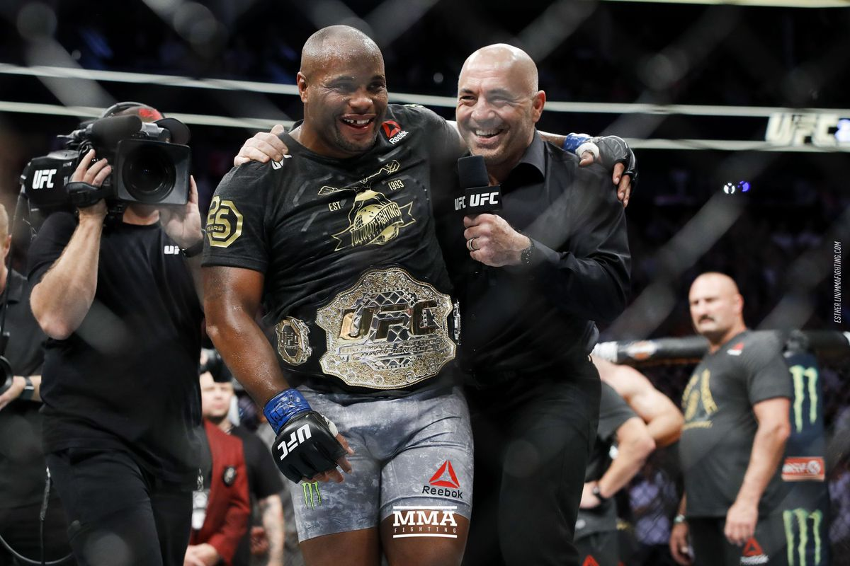 Daniel Cormier defeated Stipe Miocic at UFC 226. Esther Lin, MMA Fighting