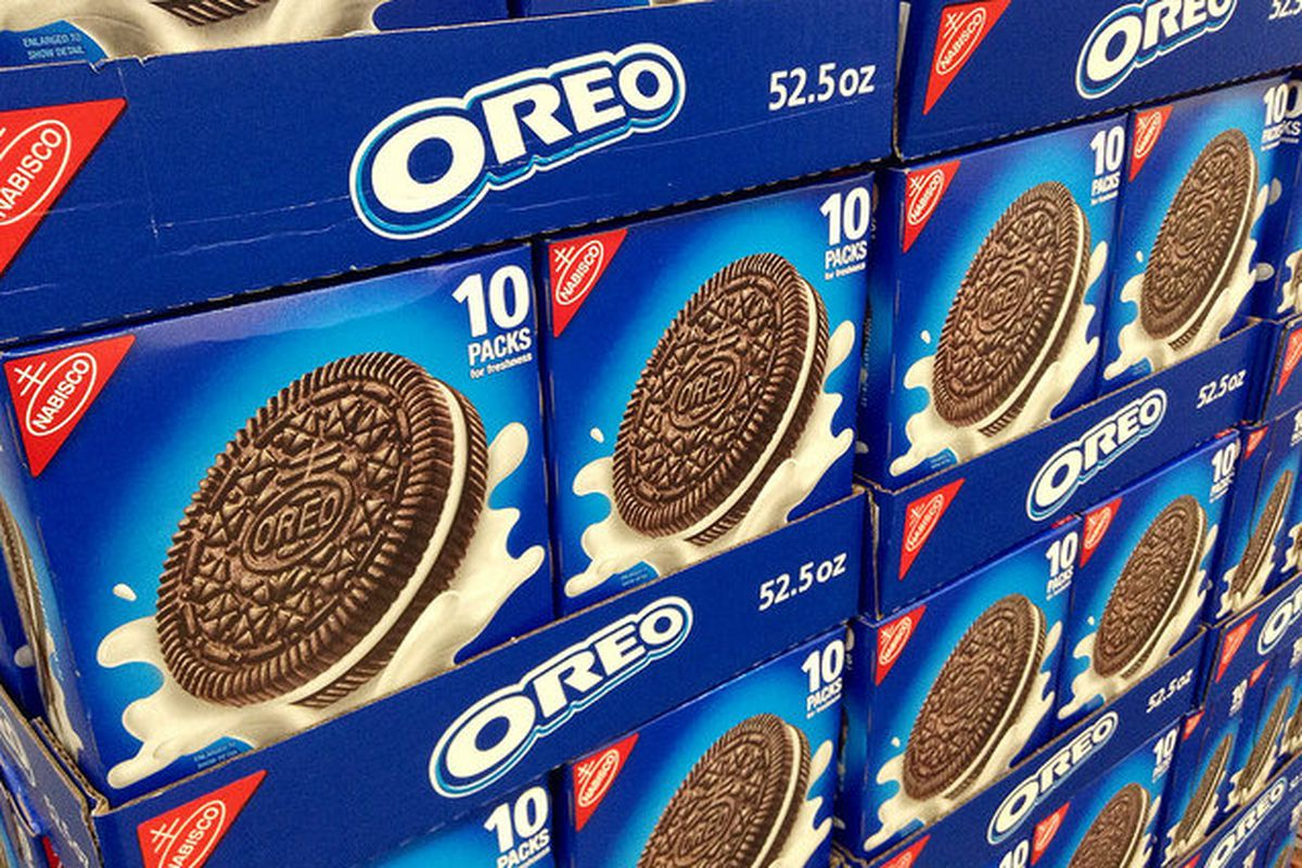 Swedish fish oreos how the hell did we get here eater for Swedish fish oreos