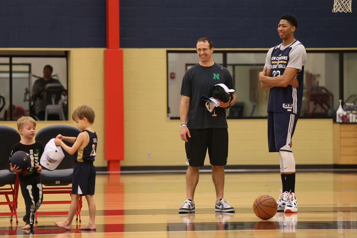 New Orleans Pelicans All-Access Practice