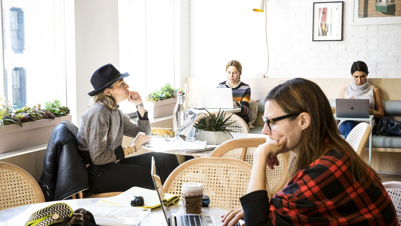 The Wing: why a coworking space for women is controversial - Vox