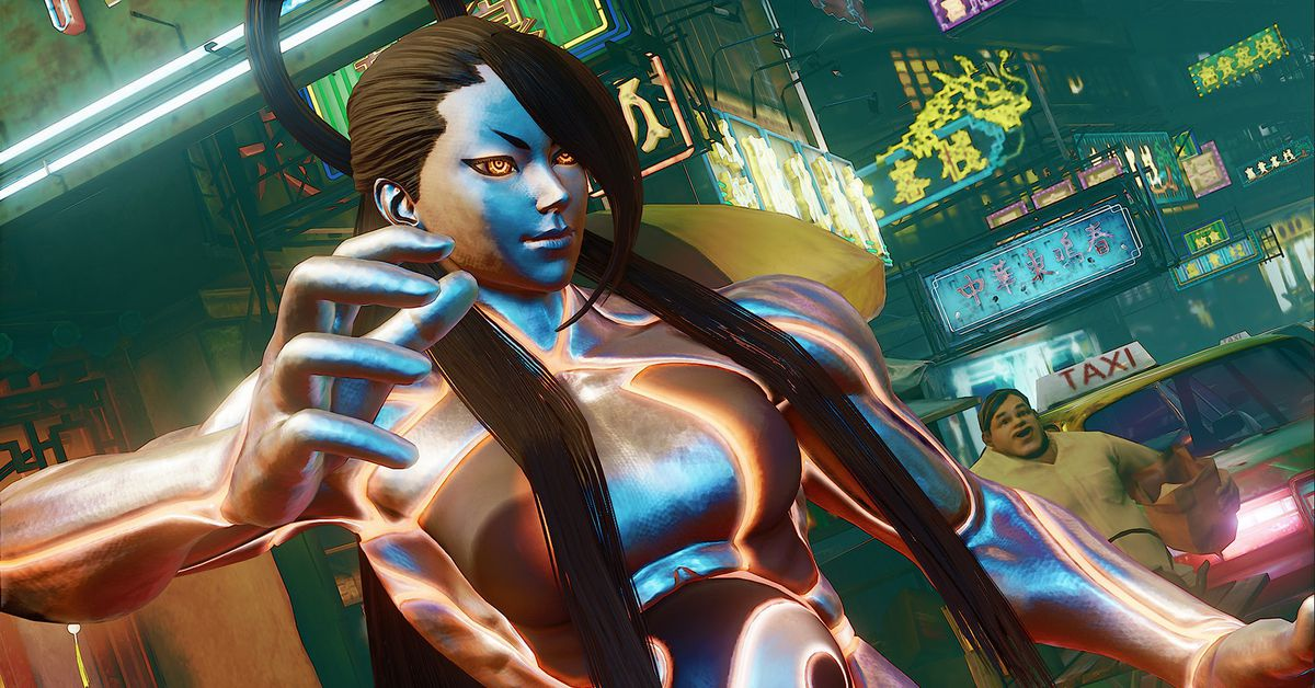 Seth Is Coming To Street Fighter 5 In A New Female Form Polygon