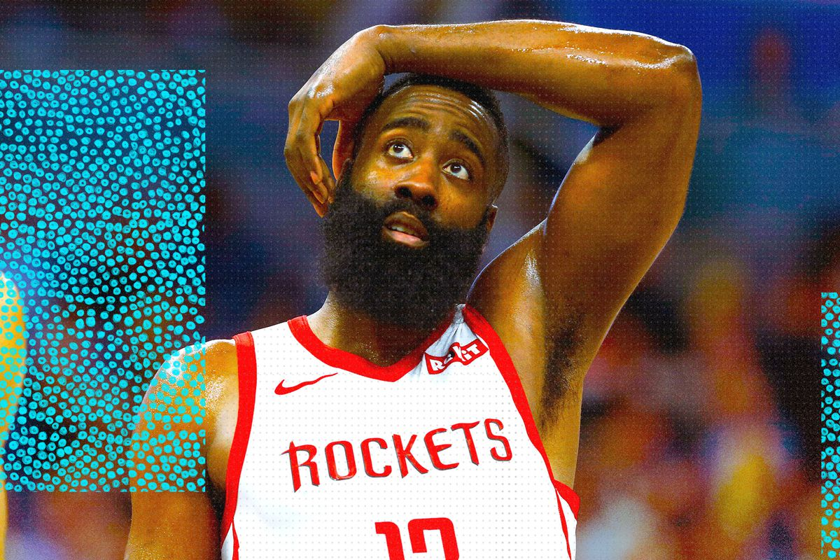 dfb79436f1c5 James Harden doing more than ever is a bad sign for the Houston ...