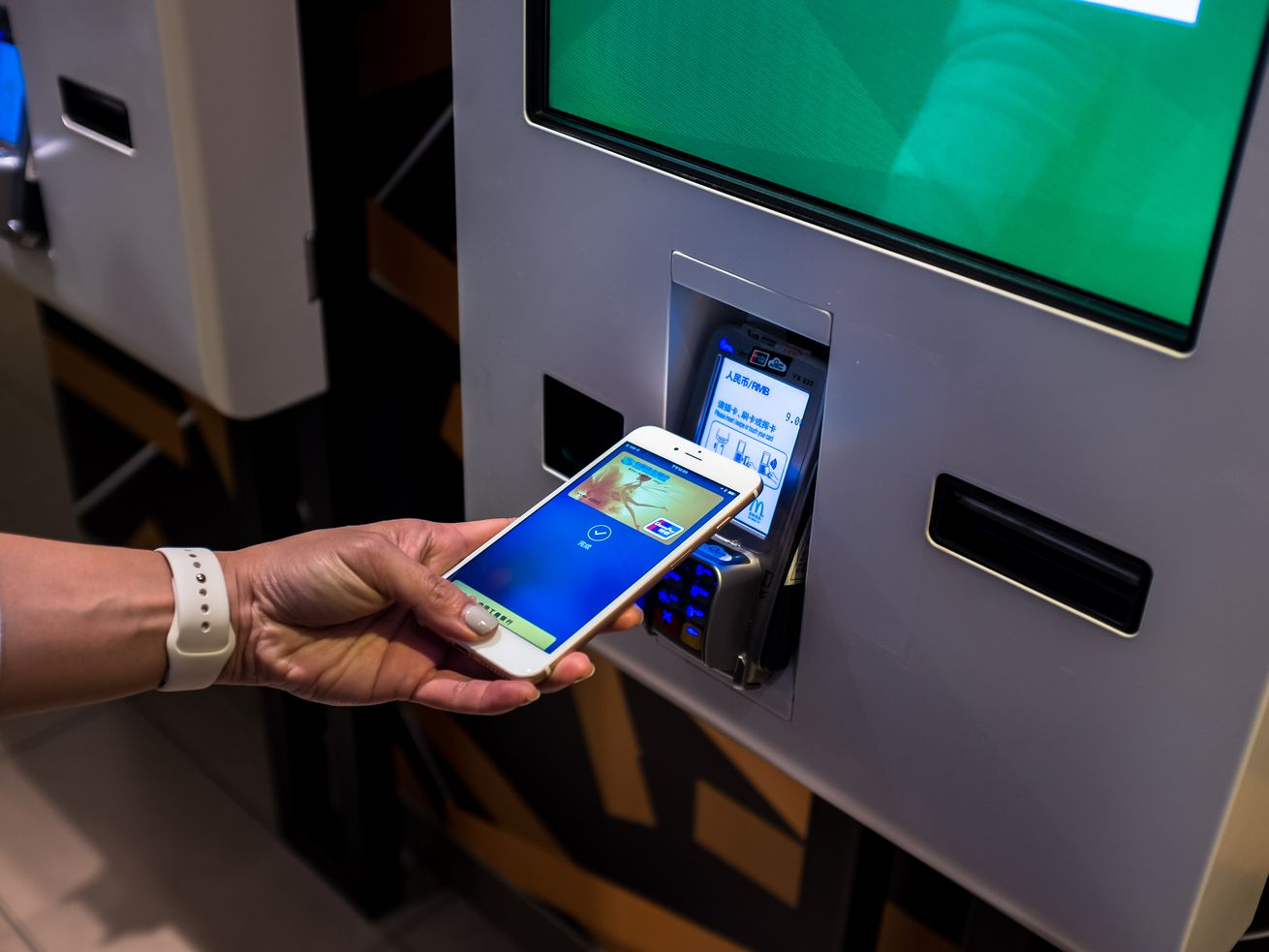 iPhone?s wireless payment technology could be used to unlock doors soon