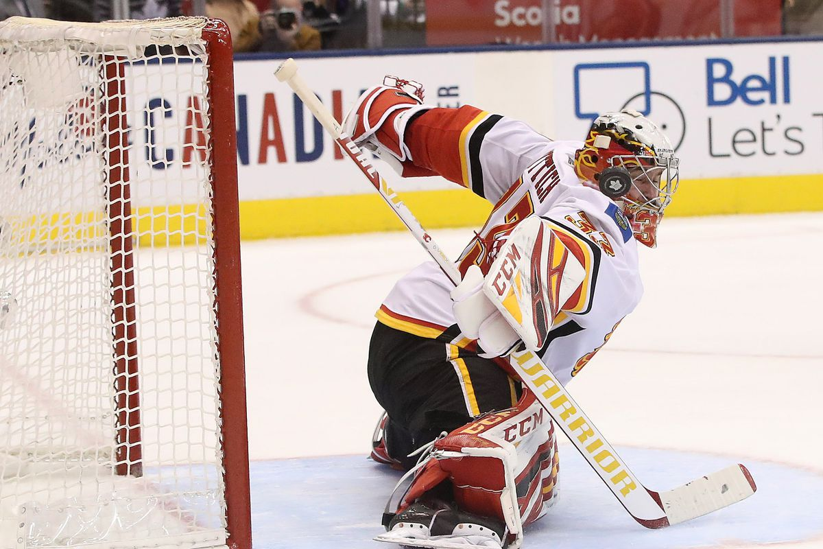 Toronto Maple Leafs fall to the Calgary Flames 2-1 in a shoot out