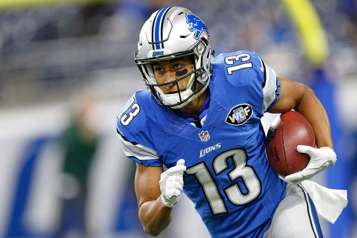 Lions injury update TJ Jones hamstring injury doesn t appear to
