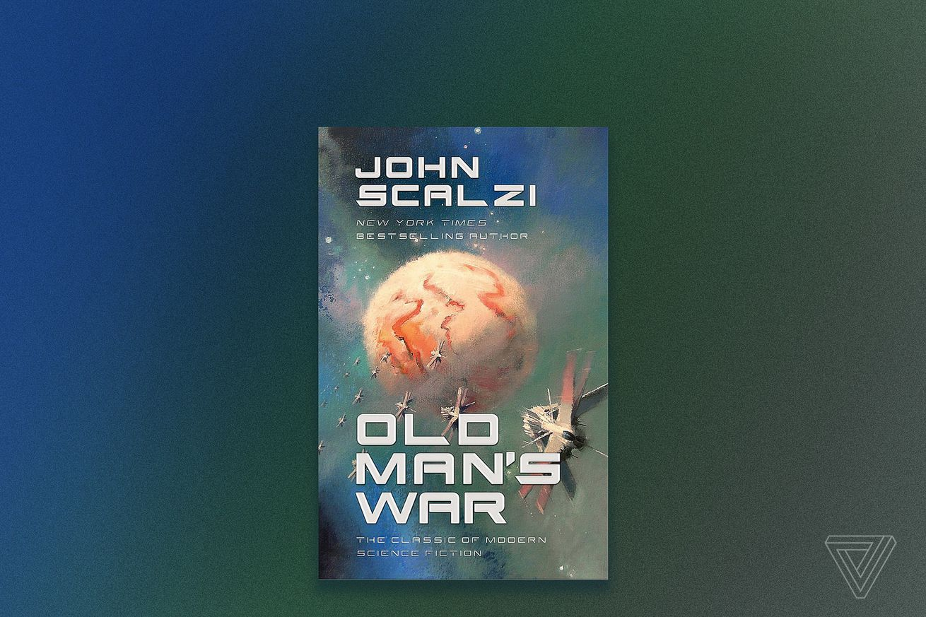 netflix has optioned john scalzi s military science fiction novel old man s war