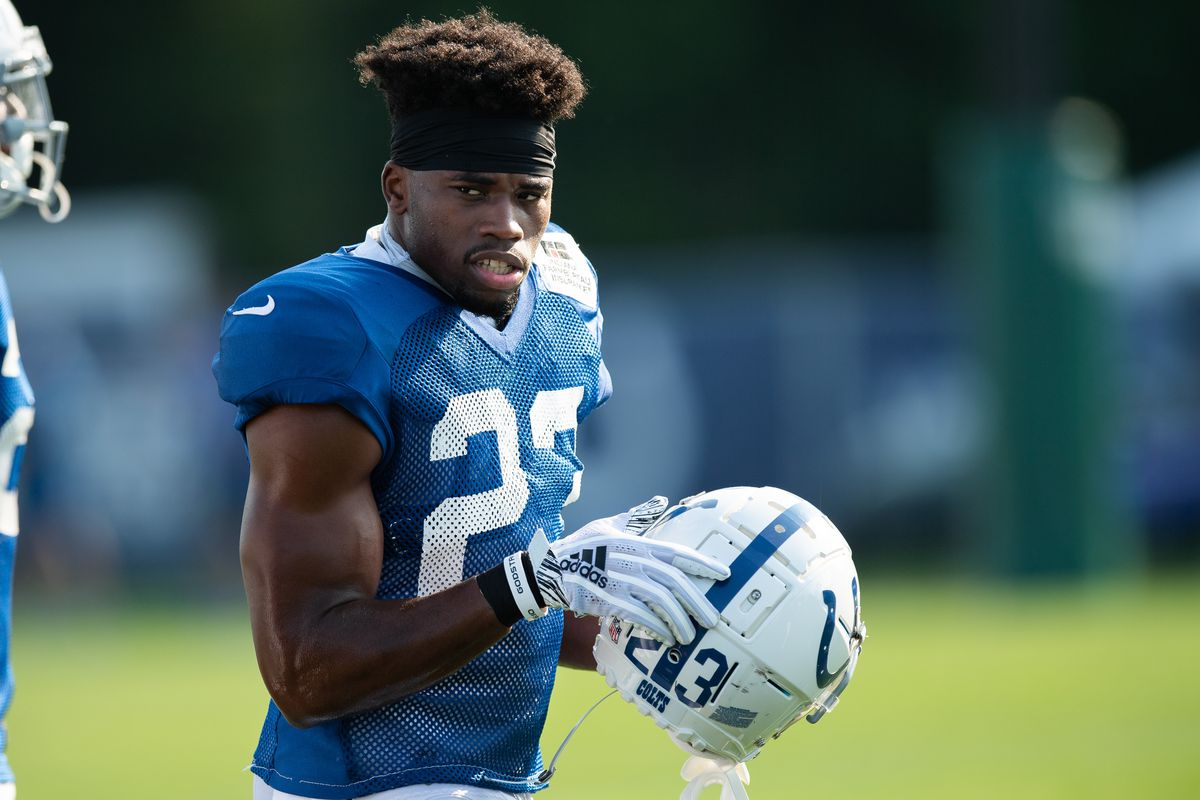 NFL: AUG 12 Colts Training Camp