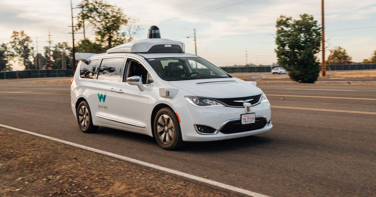 Waymo gets green light in California to pick up passengers in self-driving cars