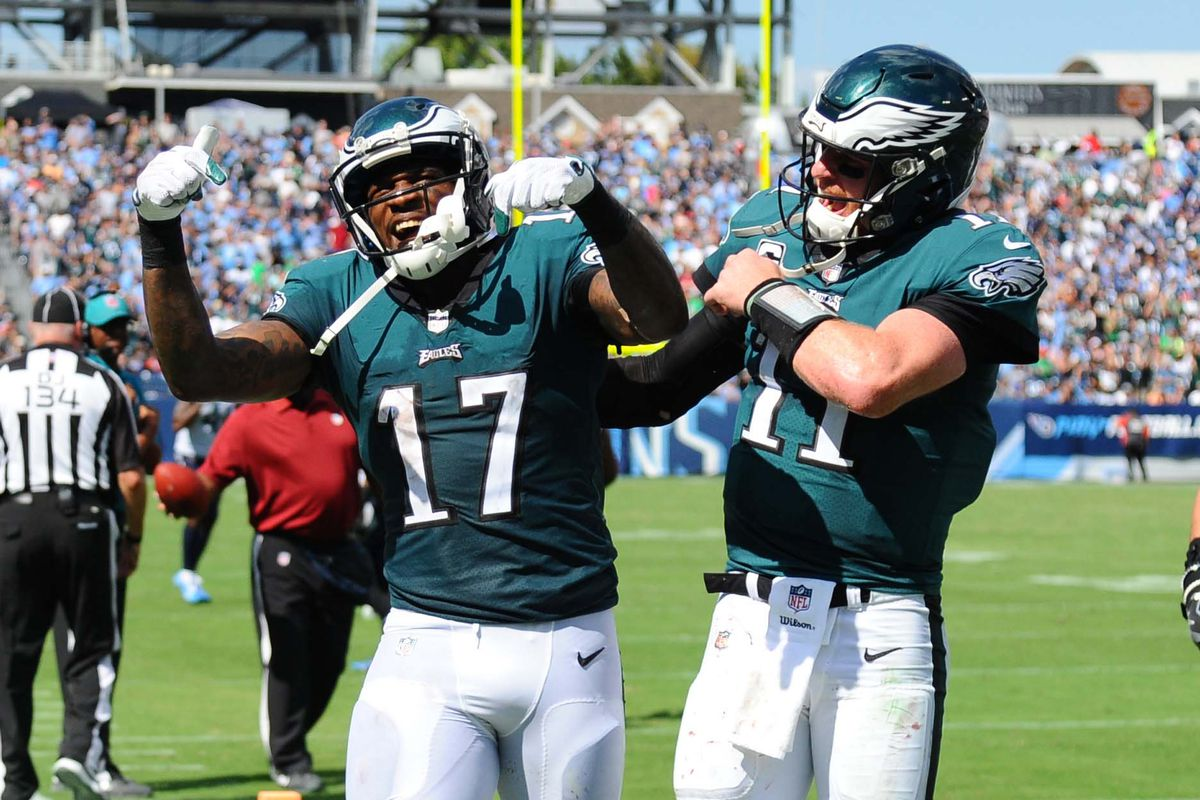 Predicting The Eagles Record In The Final Eight Games On