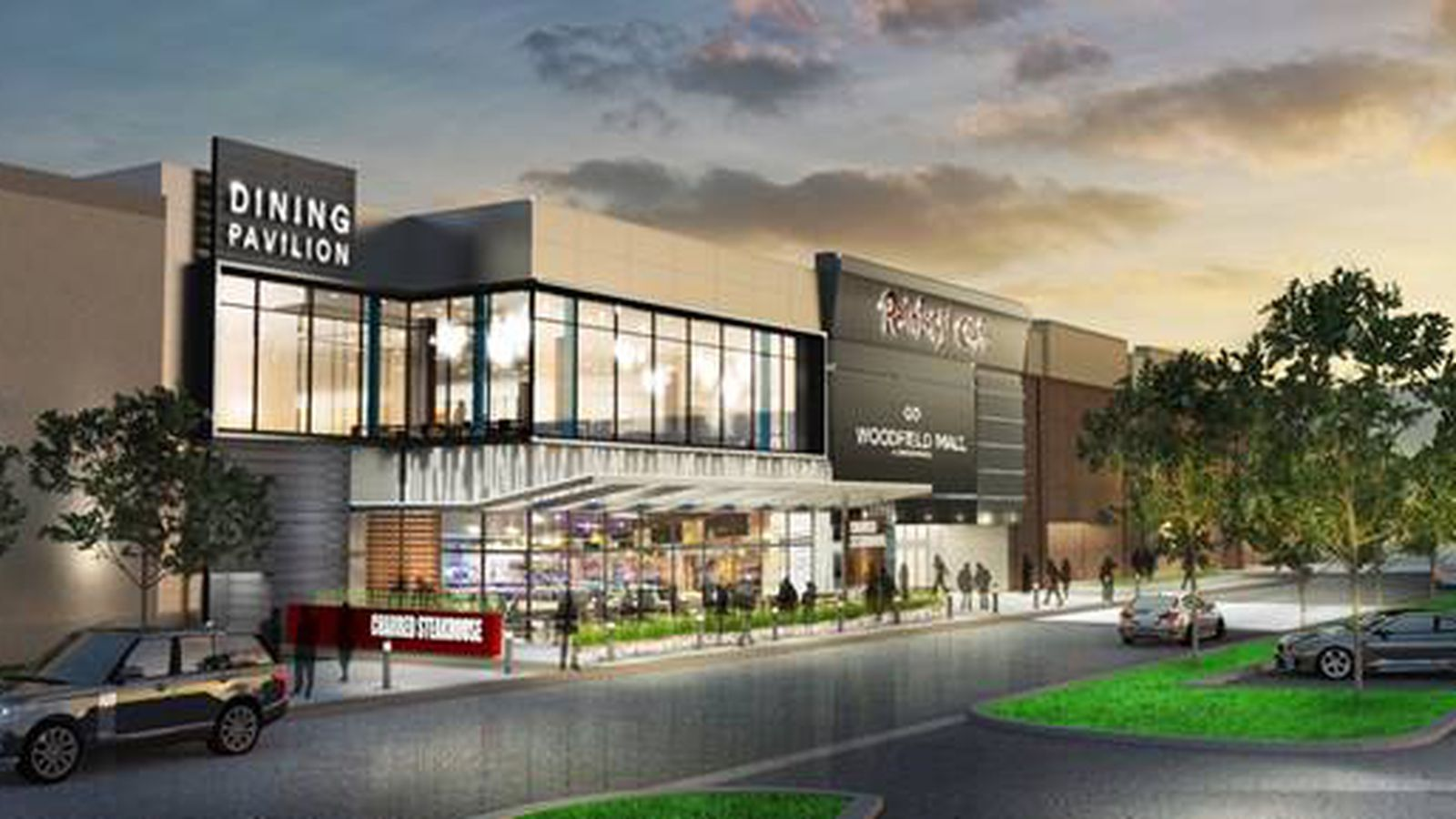 Woodfield Mall Long A Sad Suburban Spot For Restaurants Will Upgrade Its Dining Options