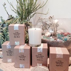 """Jacqueline says: """"I refer to <a href=""""http://thegoldenstatestore.com/"""">Golden State</a> (564 Rose Ave in Venice) as my little Westside gem. This boutique sells only California made goods and its perfect for any souvenir. Every piece you get from here has"""