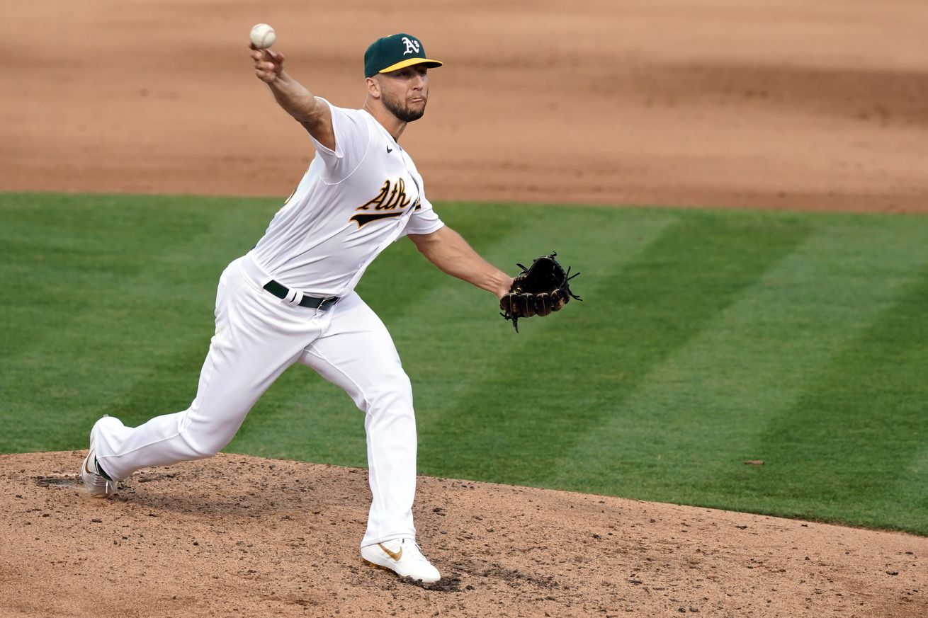 MLB: Game Two-Oakland Athletics at Seattle Mariners