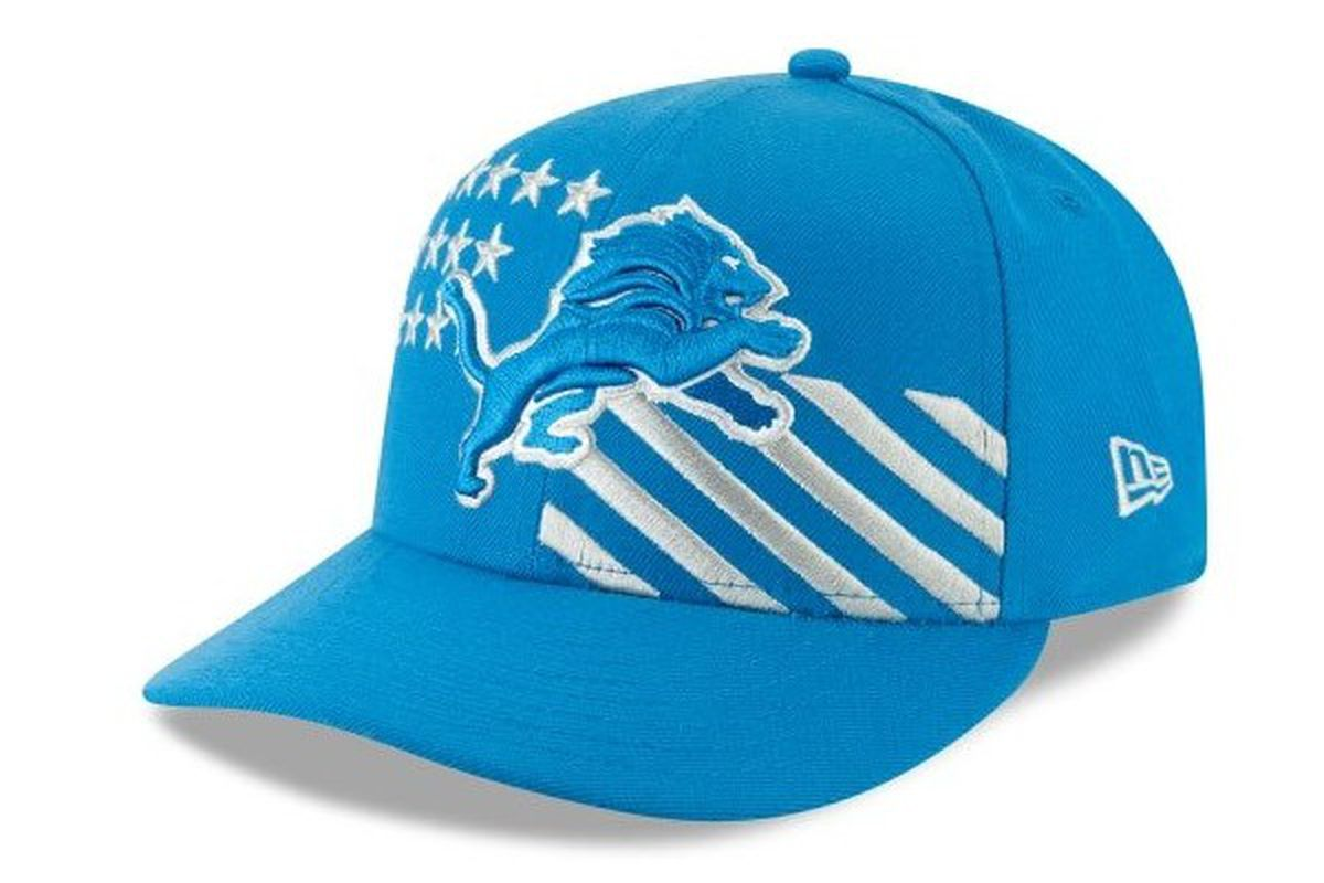 47b99147b55f65 2019 NFL Draft: Take a look at the Detroit Lions draft hats - Pride ...
