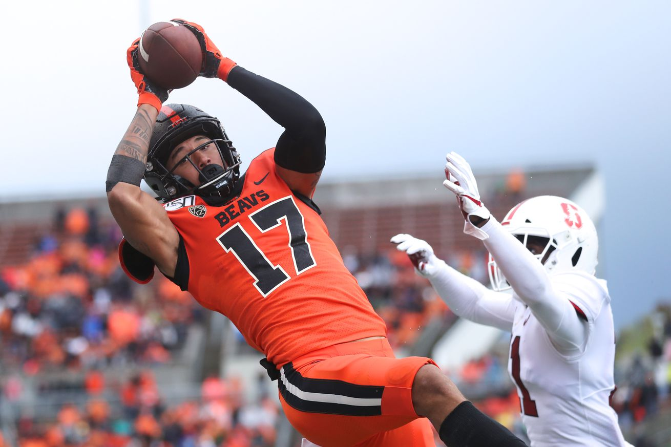 Oregon State Offensive Preview