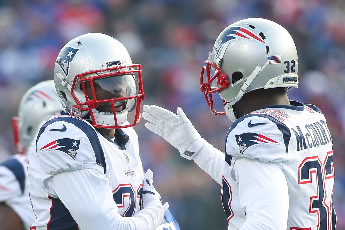 Devin McCourty   Pats knew Malcolm Butler wouldn't start
