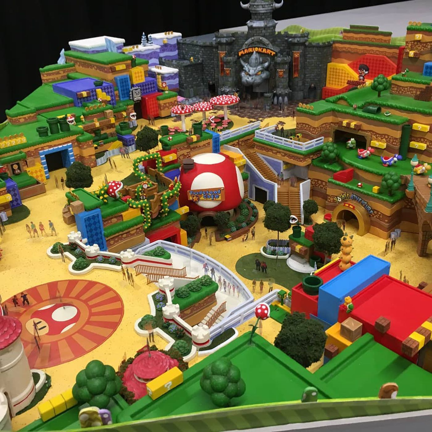 Super Nintendo World Universal Studios Nintendo Land
