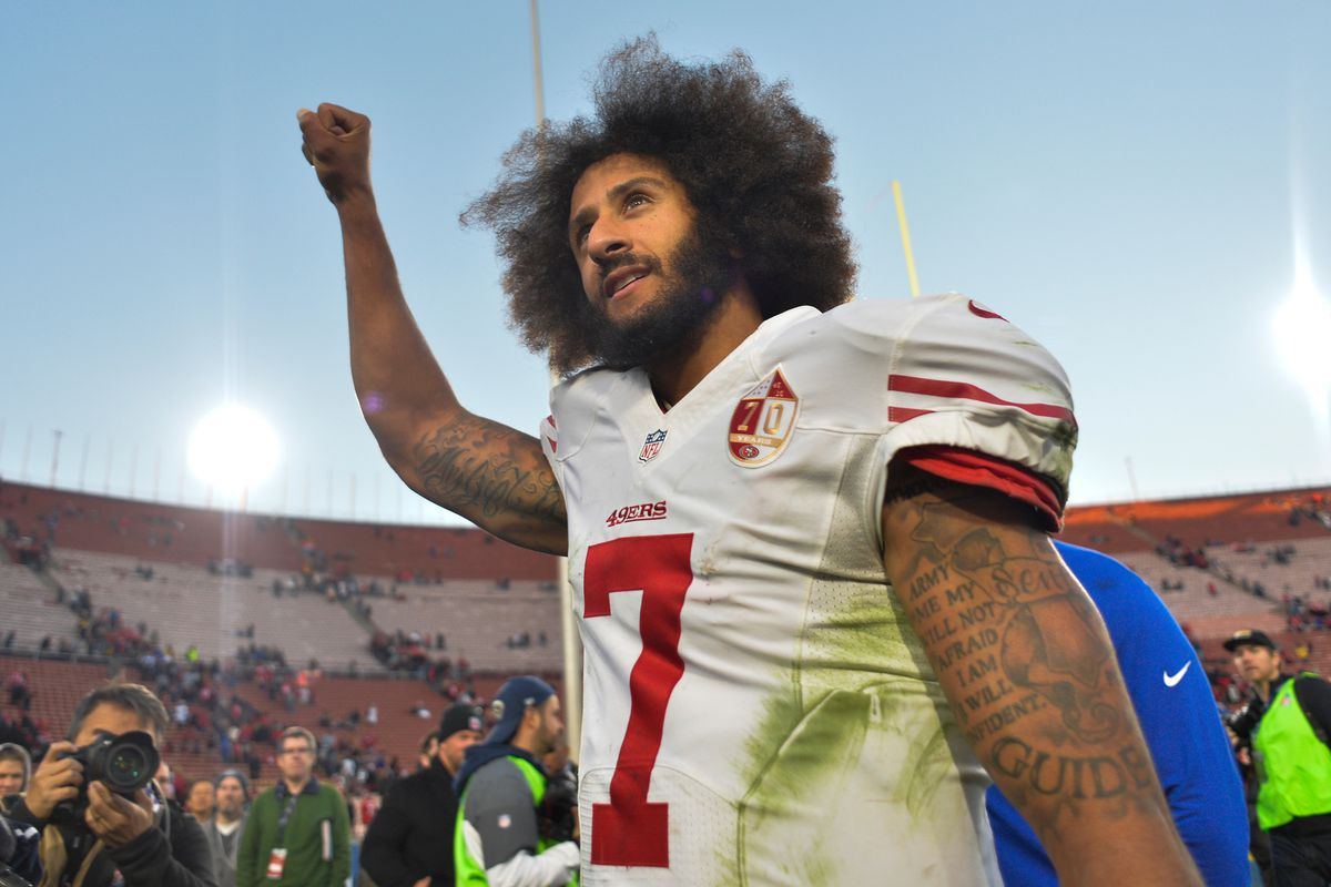 Colin Kaepernick Has Completed His Pledge To Donate $1M To Charity