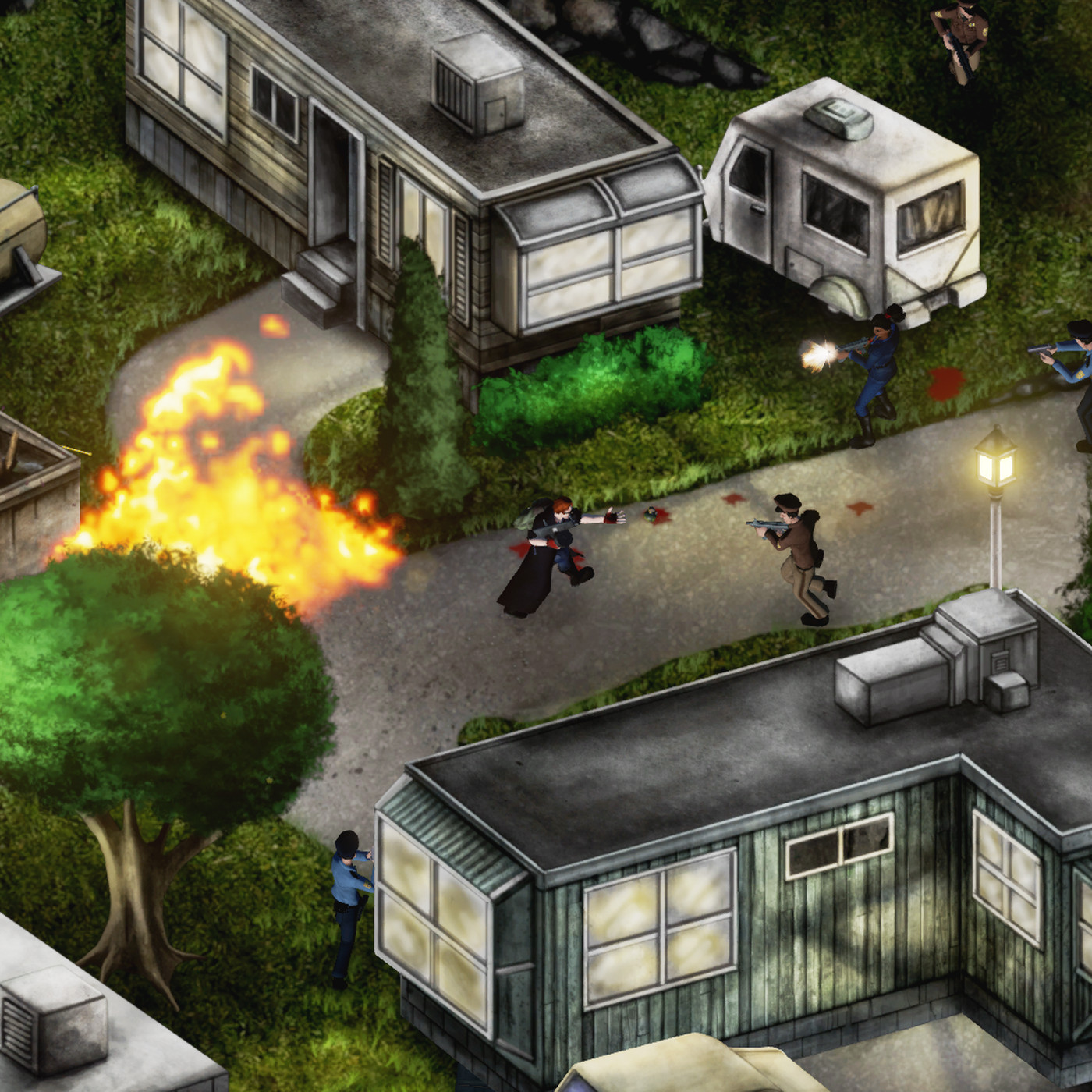 Postal Returns With Postal Redux For Pc And Playstation 4 Polygon