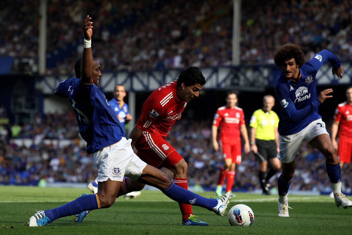 Two Games For Merseyside