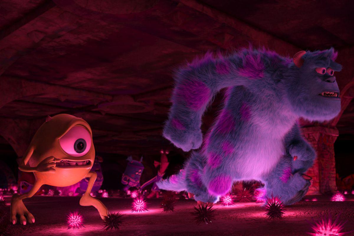 Pixar's Monsters University