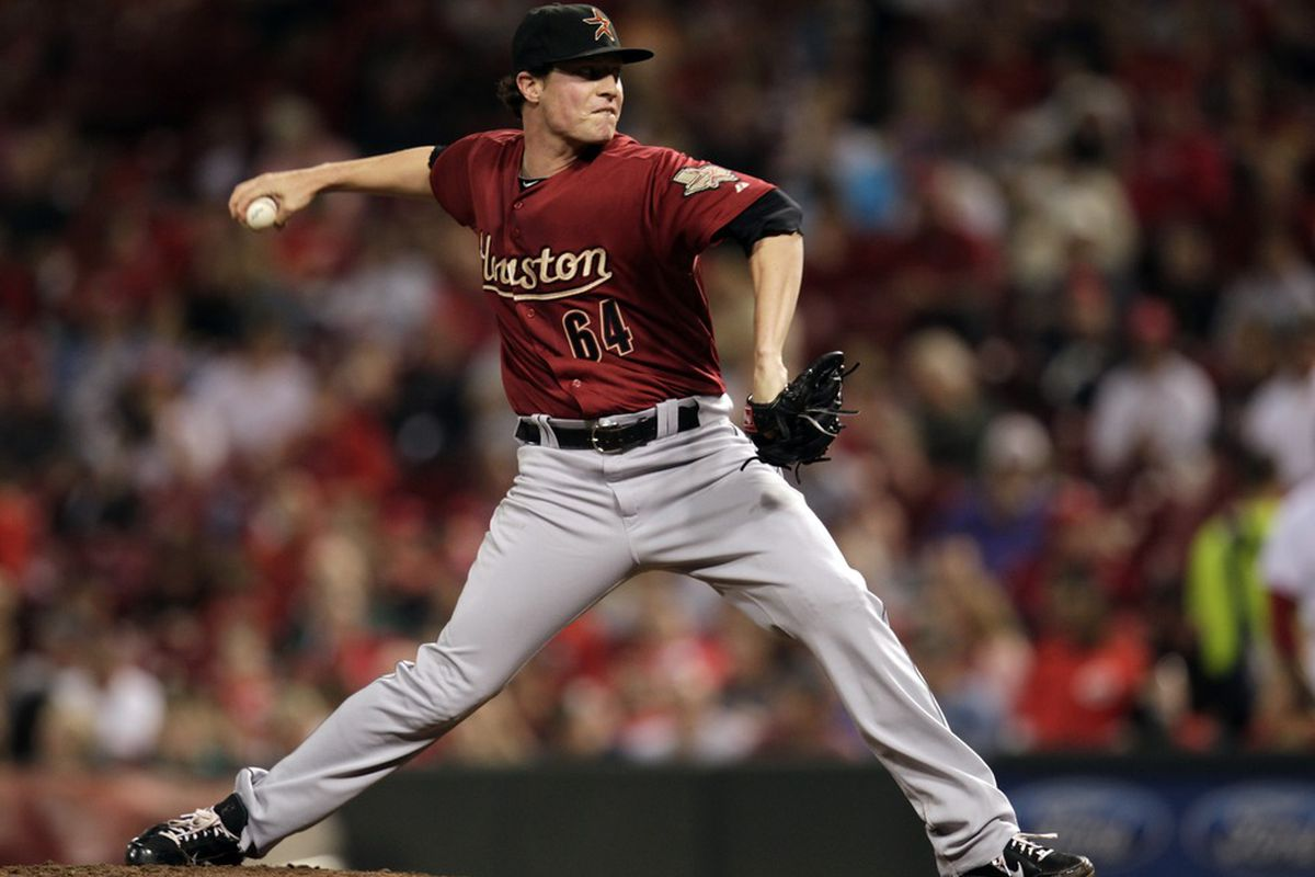 Lucas Harrell is probably the most valuable Astros pitcher for Fantasy owners for the rest of the season.