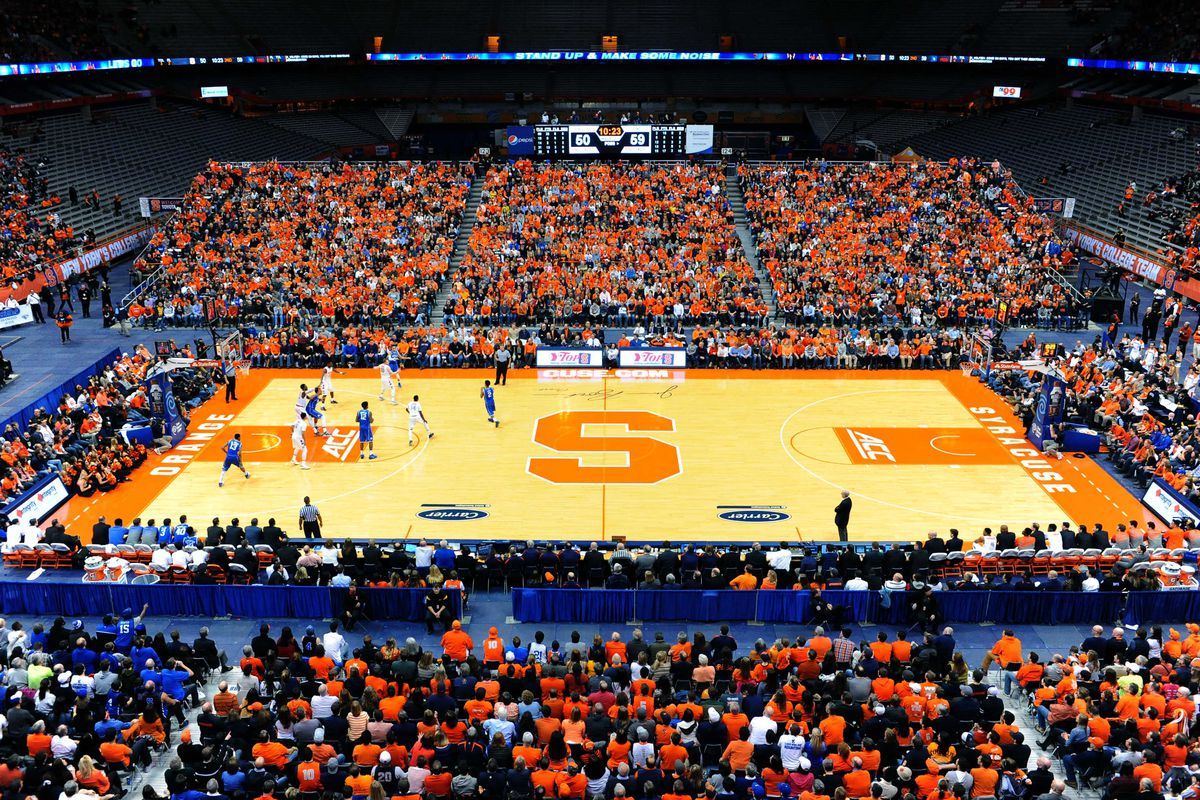 Syracuse Basketball Season Ticket Holders Can Buy Ncaa Tournament