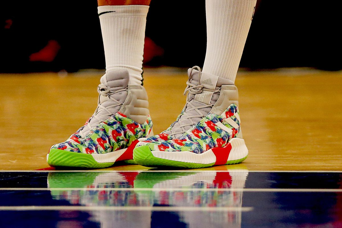 60ed70556a28 The best and worst Christmas Day NBA sneakers - SBNation.com
