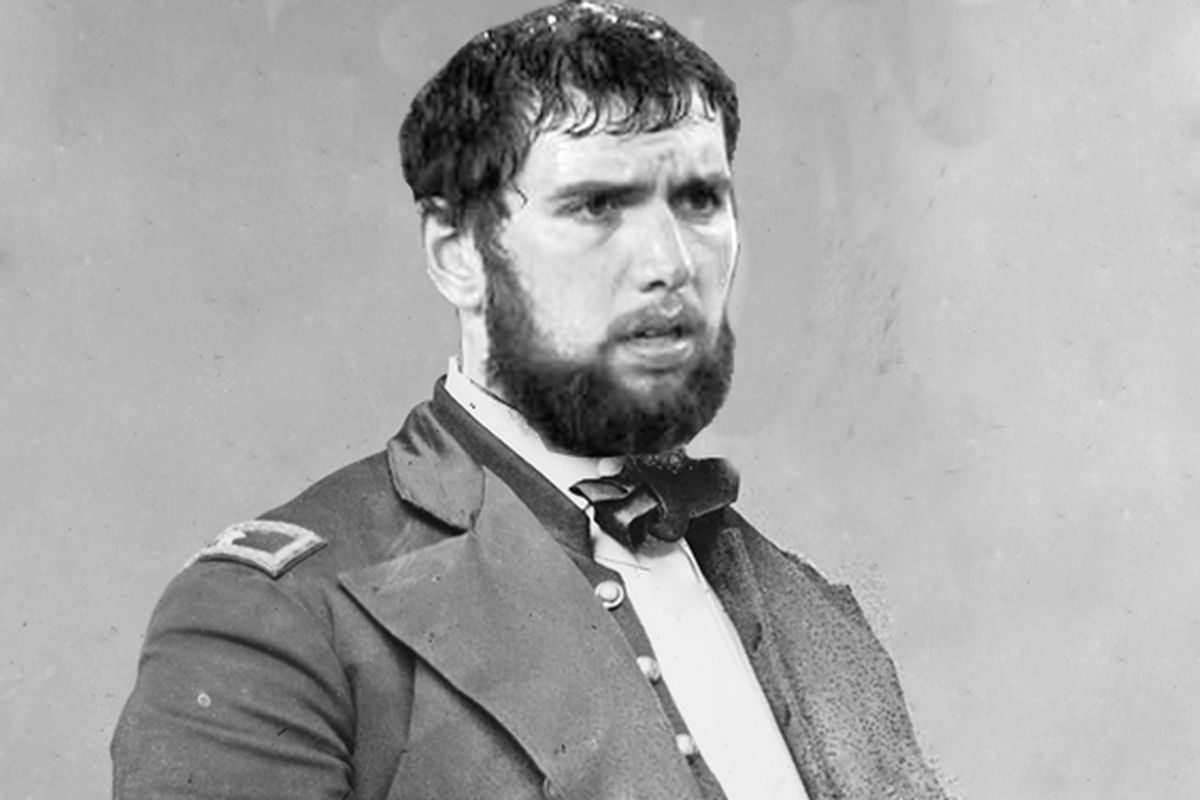 Let s take a moment to talk about Andrew Luck s beard SBNation