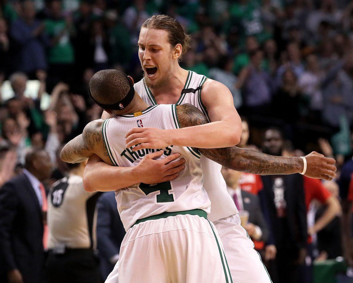 NBA Eastern Conference Semi-finals: Washington Wizards Vs Boston Celtics At TD Garden